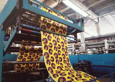 第三印染厂加大管理力度增产创效果
